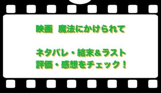 映画  魔法にかけられてのネタバレ!結末&ラストと評価・感想をチェック!